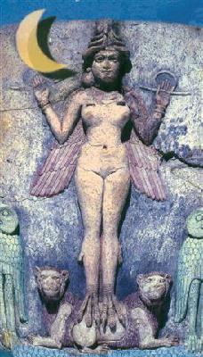 Lilith, die Kraft der Weiblichkeit